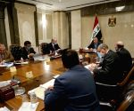 Iraq, Iran call for enhancing regional security