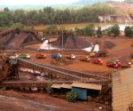 Iron ore mining resumed in Goa