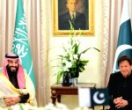 Pakistan welcomes economic lifeline from Saudi