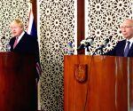 PAKISTAN ISLAMABAD BRITISH FOREIGN SECRETARY VISIT