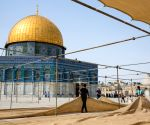 Israel closes Al-Aqsa Mosque's eastern gate, Waqf head warns of 'religious war'