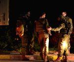 Israel fires artillery into southern Lebanon
