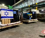 Free Photo:  Israel first consignment of oxygen generators arrives in Delhi