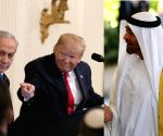 Trump brokers historic peace deal between Israel and UAE