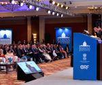 Raisina Dialogue - Modi, Benjamin Netanyahu