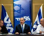 MIDEAST JERUSALEM ISRAEL IRAN NUCLEAR TALKS