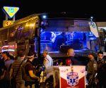 MIDEAST JERUSALEM BUS STABBING ATTACK