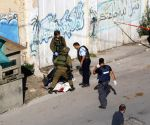 MIDEAST HEBRON MAN KILLED
