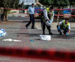 MIDEAST JERUSALEM STABBING ATTACK