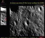 ISRO releases pictures of moon surface