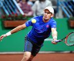 TURKEY-ISTANBUL-TENNIS-ATP WORLD TOUR-ISTANBUL OPEN-FEDERER VS NIEMINEN