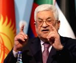 Abbas stresses need to implement decisions against Israel, US