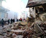 Turkey quake toll reaches 36