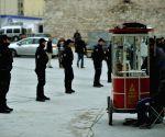 TURKEY ISTANBUL TAKSIM SQUARE SHOOTING
