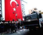 TURKEY ISTANBUL POLICE KOZA GROUP RAID