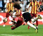 TURKEY-ISTANBUL-SOCCER-TURKISH SUPER LEAGUE-BESIKTAS VS EY MALATYASPOR