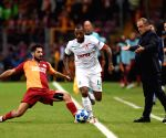 TURKEY-ISTANBUL-SOCCER-UEFA CHAMPIONS LEAGUE-GALATASARAY VS LOKOMOTIV MOSCOW