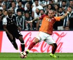 TURKEY-ISTANBUL-SOCCER-TURKISH SUPER LEAGUE-BESIKTAS VS GALATASARAY