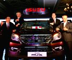 Isuzu launches Mu-X
