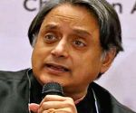 Tharoor accepts apology from T'gana Cong chief over 'donkey' remark