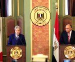 EGYPT CAIRO ITALY DIPLOMACY