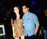 Giorgia Andriani's birthday celebrations - Arbaaz Khan