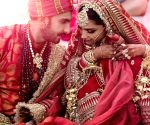 Ranveer Singh, Deepika Padukone debut as Mr & Mrs