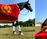 ITBP awards medals to best K9 dog, horse