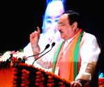 Nadda asks party workers to start 'Apna Booth Corona Mukt' campaign
