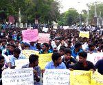 SRI LANKA JAFFNA STUDENT PROTEST