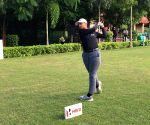 Golfer Jahanvi joins Lakhmehar in lead in 9th leg of WPG Tour