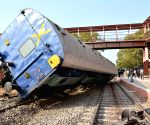 Train accident averted near Jaipur