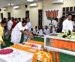 Saini's last rites performed in Sikar