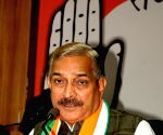 Ex-Cong MP, CLP leader booked after clashes with BJP MP