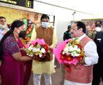 BJP factions stand united as Nadda visits Rajasthan