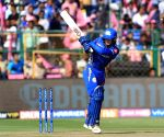 de Kock propels Mumbai to 161/5 vs Rajasthan