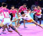 Pro Kabaddi Season 7 - Jaipur Pink Panthers Vs Puneri Paltan