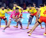 Jaipur Pink Panthers, Gujarat Fortunegiants play out 28-28 tie