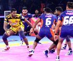 Pro Kabaddi League 7: Bengal pip Telugu Titans 40-39