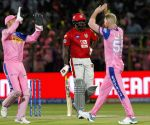 Chris Gayle blasts 79, drives Punjab to 183/4