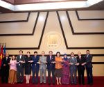 INDONESIA-JAKARTA-CHINA ASEAN JOINT COOPERATION COMMITTEE-MEETING