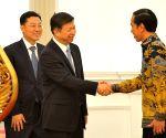 INDONESIA JAKARTA CHINA SONG TAO VISIT