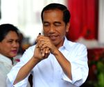 Indonesian President declares victory in polls