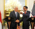 INDONESIA JAKARTA U.S. VICE PRESIDENT VISIT