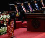 INDONESIA JAKARTA PRESIDENT ANNUAL SPEECH