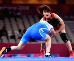INDONESIA-JAKARTA-ASIAN GAMES-WRESTLING-WOMEN'S FREESTYLE 57 KG