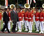 INDONESIA JAKARTA UKRAINE PRESIDENT VISIT