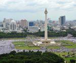 INDONESIA JAKARTA MUSLIM DEMONSTRATION