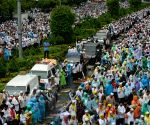 INDONESIA JAKARTA MUSLIM DEMONSTRATION FRIDAY PRAYER