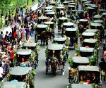Last day of World Royal Heritage Festival in Jakarta